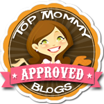 Top Mommy Blogs logo